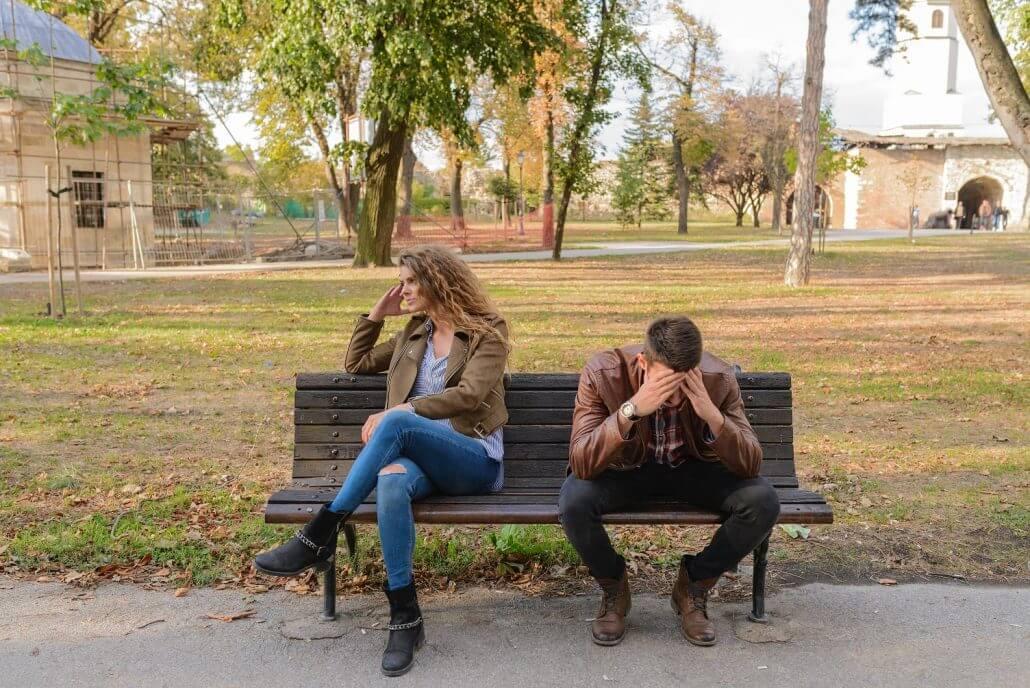 זוגות בגירושין