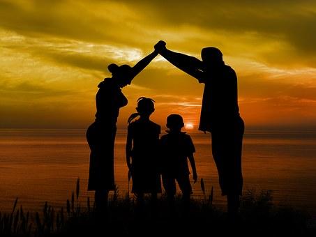 משמורת ילדים משותפת